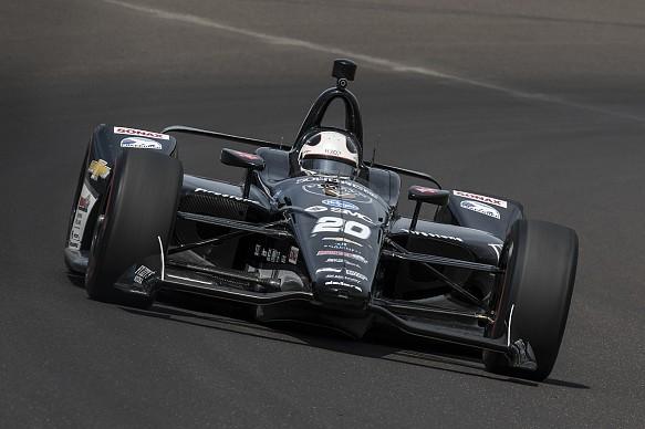 Ed Carpenter ECR Indianapolis 500 2018