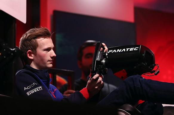 F1 Esports 2018 Toro Rosso Rasmussen