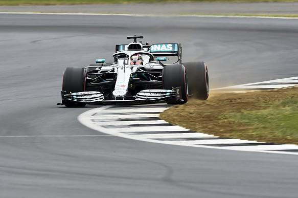 Lewis Hamilton Mercedes British Grand Prix 2019