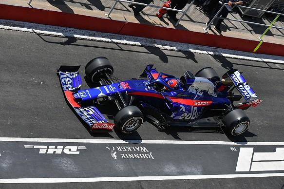 Daniil Kvyat Toro Rosso Canada F1 2019