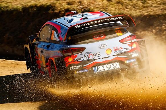 Loeb Portugal Hyundai WRC 2019