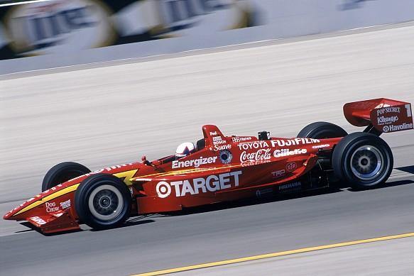 Juan Pablo Montoya Chip Ganassi Lola B2K/00 CART 2000