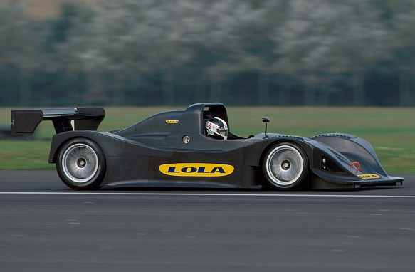 James Weaver Lola B98/10 RAF Honington 1998