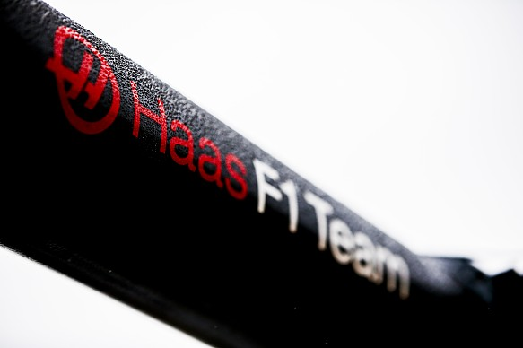 Haas F1 logo