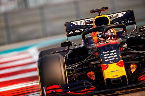 Max Verstappen Red Bull F1 2019