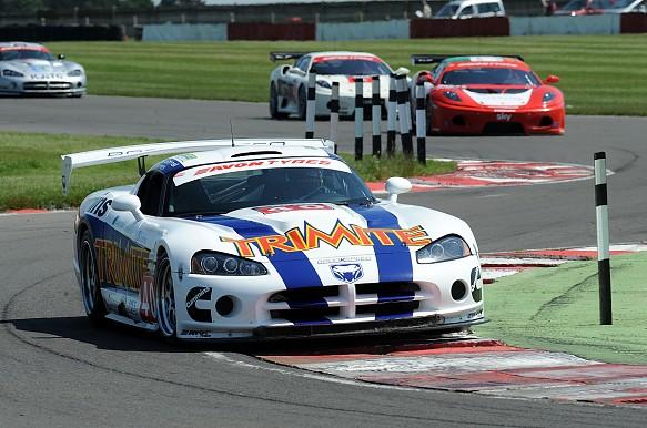 James Gornall Viper British GT 2008