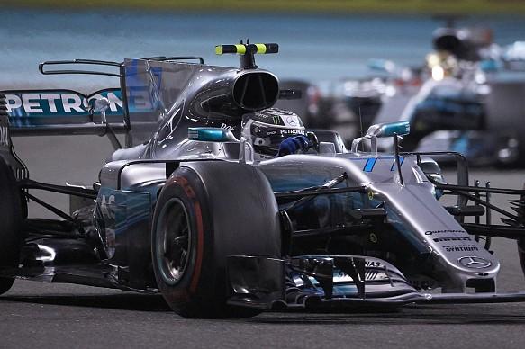 Bottas Hamilton F1 2017