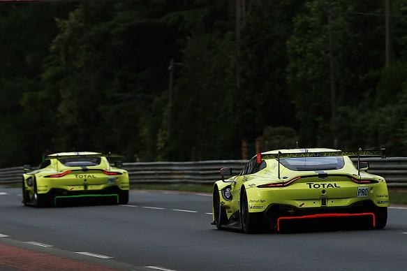 Aston Martin Le Mans 2018