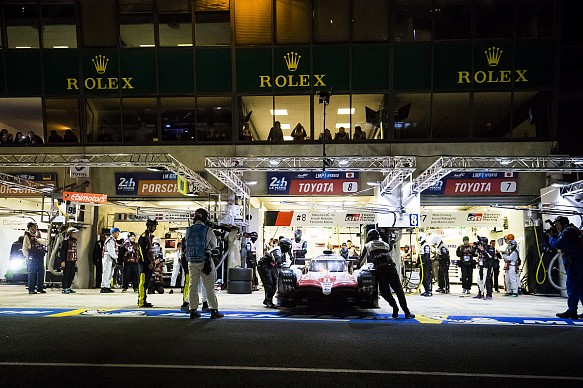 Watch the le mans 24 hours and wec future rules press for Garage autosport le portel