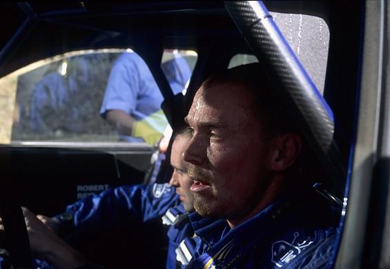 Richard Burns 2001 Subaru