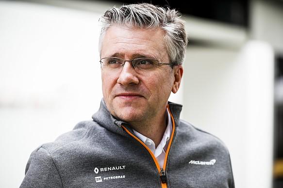 Pat Fry McLaren 2019