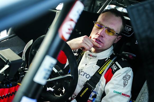 Jari-Matti Latvala Toyota Yaris WRC