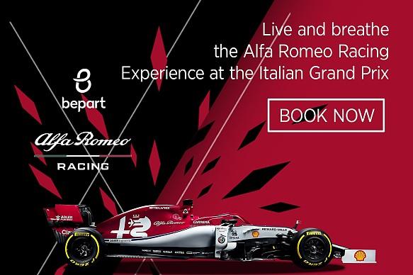 Alfa Romeo bepart