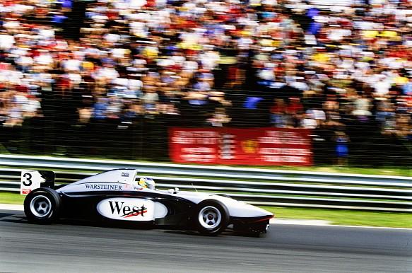 Nick Heidfeld 1999 F3000