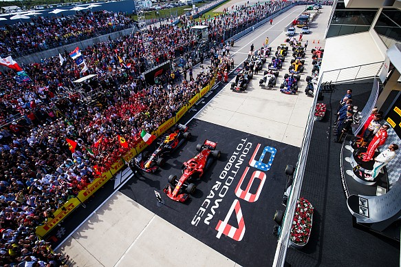 United States Grand Prix 2018