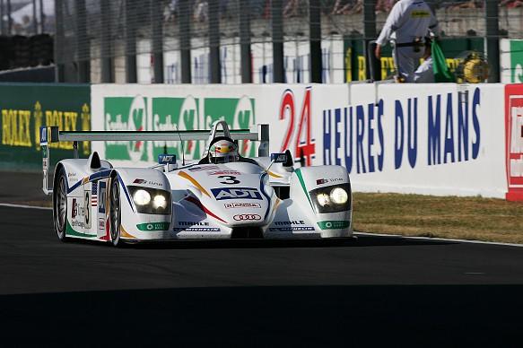 Champion Audi Le Mans 2005