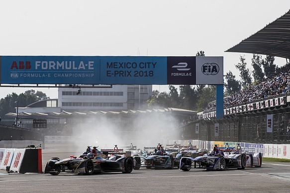 Mexico City Formula E 2018