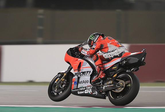 Jorge Lorenzo Ducati MotoGP 2018