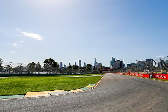 Australian GP F1 atmosphere Melbourne 2018