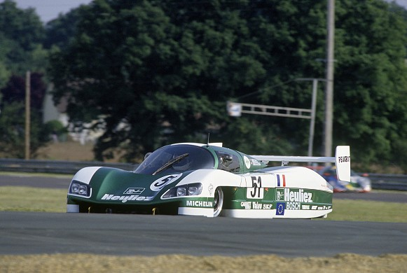 Welter Racing Le Mans 1988