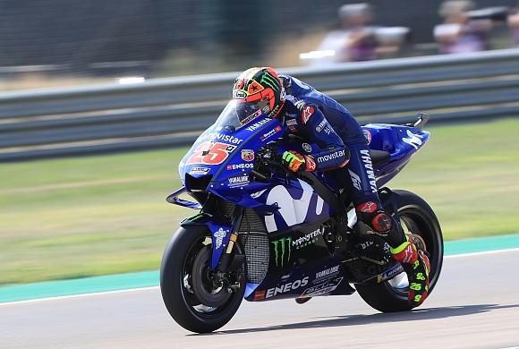 Maverick Vinales Yamaha 2018 Thailand Grand Prix
