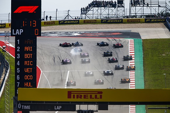 US GP F1 2018