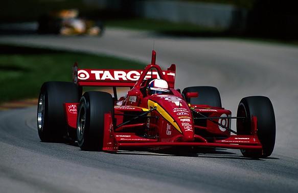 Juan Pablo Montoya Champ Car 2000