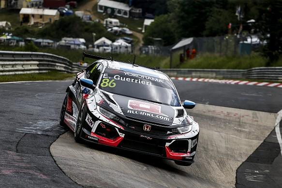 Esteban Guerrieri Munnich Motorsport Honda Nurburgring WTCR 2019