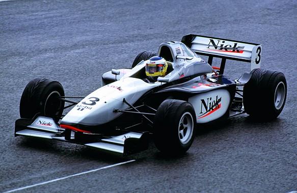 Nick Heidfeld F3000 1999