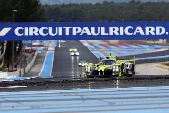 ByKolles WEC testing Paul Ricard 2018