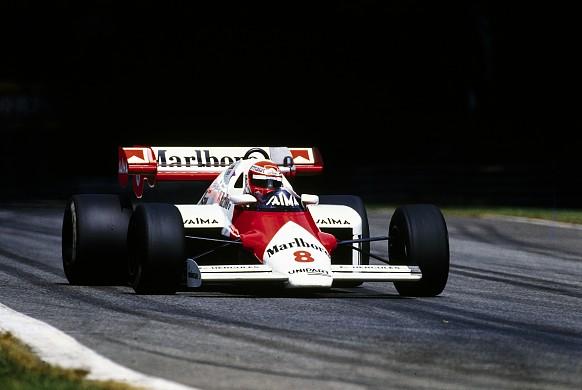 Niki Lauda 1984