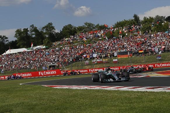 Hungarian GP 2018
