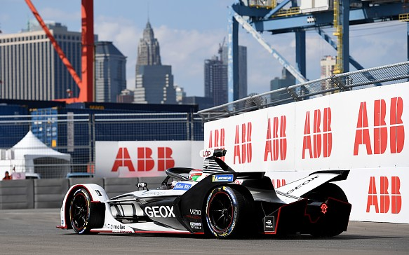 Jose Maria Lopez Dragon New York Formula E 2019