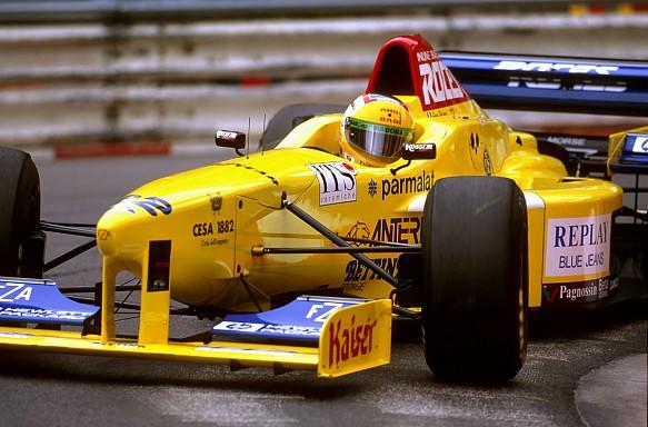 Luca Badoer Forti Monaco 1996