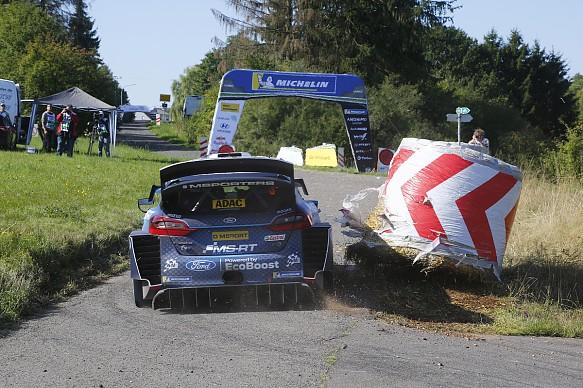 Teemu Suninen M-Sport WRC Germany 2019