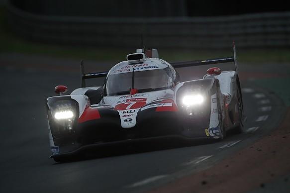 Kobayashi Toyota Le Mans 2019