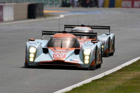 Lola Aston Martin Le Mans 2009