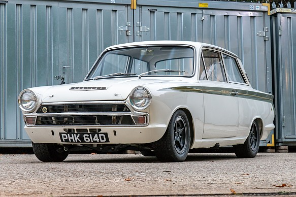 Clark Hill Ford Lotus Cortina