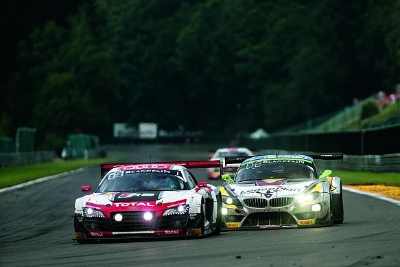 WRT Audi 2014 Spa 24 Hours