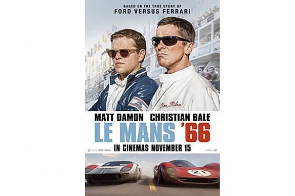 Le Mans 66 promo image