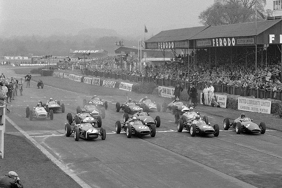 1961 Goodwood Glover Trophy