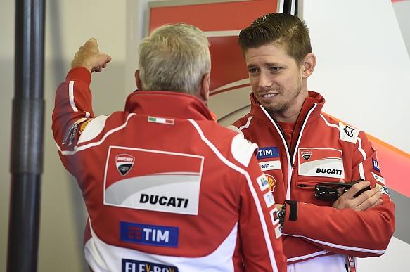 Casey Stoner Ducati Le Mans 2017