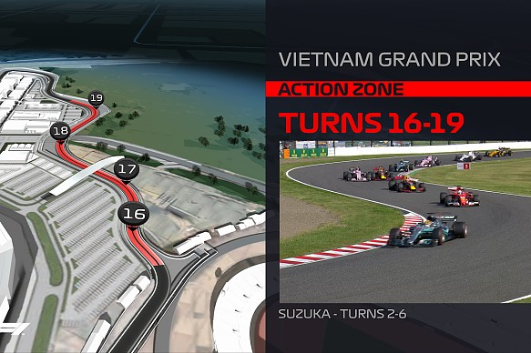 Hanoi F1 track