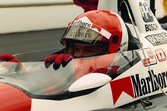 Unser Jr, Penske, 1994 Indy 500