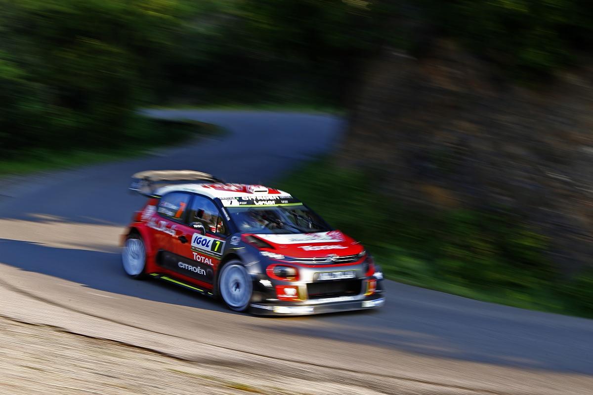 Upgrades for Citroen ready for WRC Corsica » Motorsport News