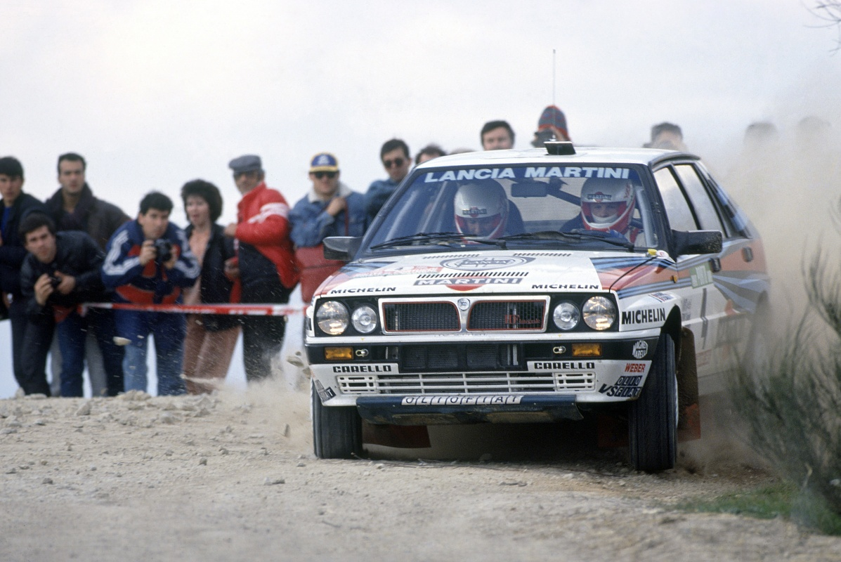 WRC champion Biasion leads Race Retro names » Motorsport News